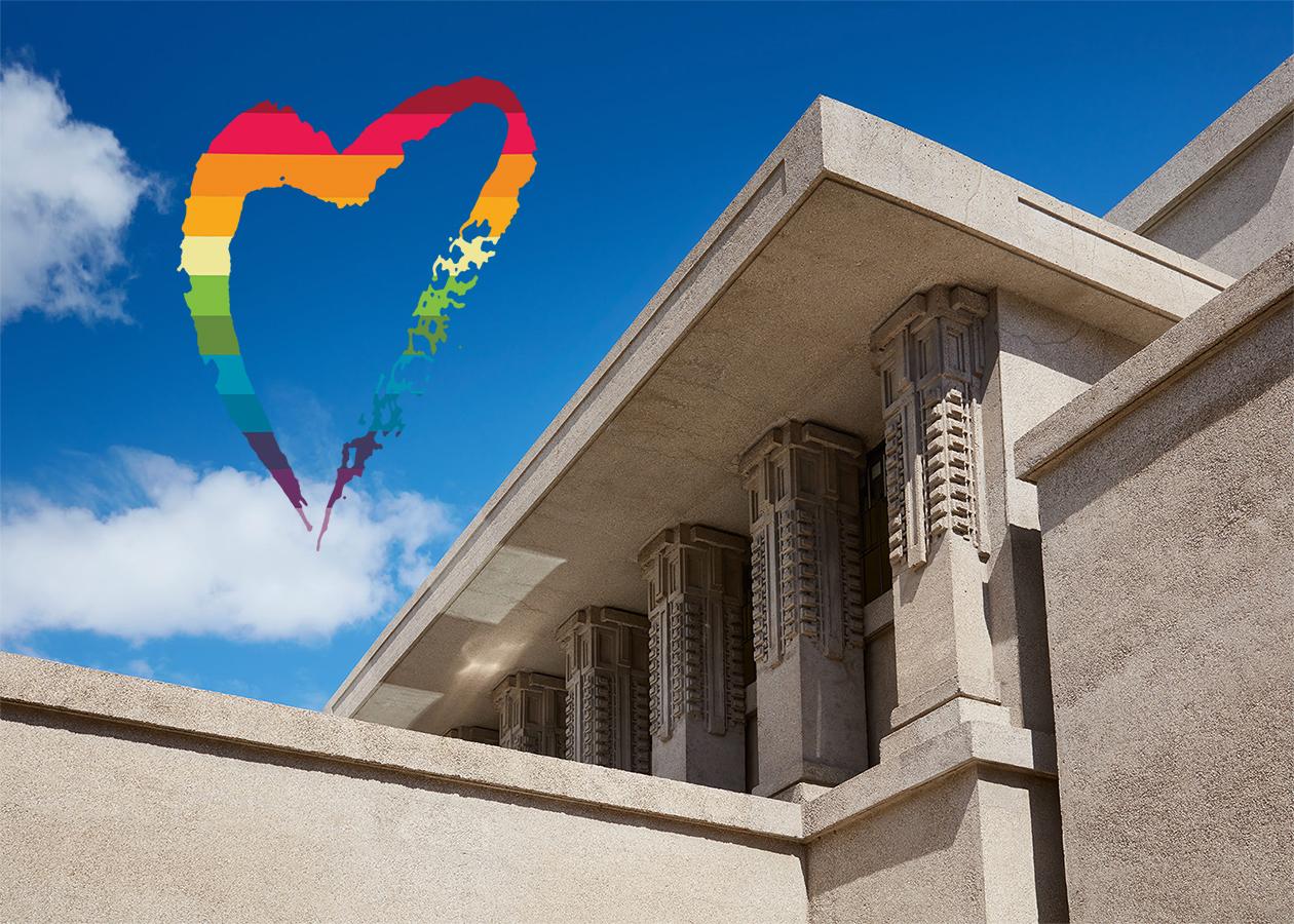 unity temple building